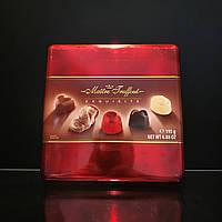 Конфеты в металлической коробке Maitre Truffout Exquisite 195г