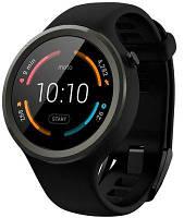 Умные часы Moto 360 2nd Gen Sport Black (SM4293AE7B1)