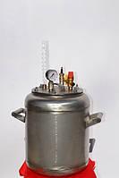 Автоклав бытовой Гибрид на 7 (1-литровых) или 16 (0,5-литровых) банок (Николаев) NIK, фото 1