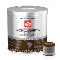Кофе в капсулах  illy Metodo IperEspresso Бразилия 21 шт