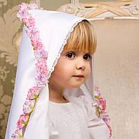 Крыжма  для крещения  от Miminobaby Лилиана Лили