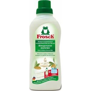 Кондиционер-Ополаскиватель для белья Миндальное Молочко Frosch 1 л.