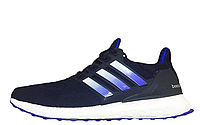 Кроссовки мужские   Adidas Ultra Boost Blue White. интернет магазин обуви, адидас ультра буст