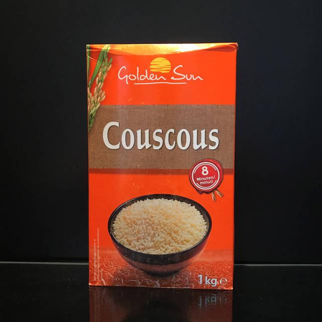 Кус-Кус Golden Sun Couscous 1 кг