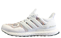 Кроссовки мужские   Adidas Ultra Boost Multicolor White интернет магазин обуви, адидас ультра буст