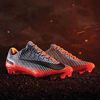 Бутсы Nike MERCURIAL VAPOR CR7 FG 852514-001 Найк Меркуриал