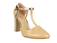 Туфли женские на удобном каблуке