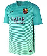 Игровая футболка Барселоны (Barcelona) сезон 2016-2017 (реплика VIP качества)
