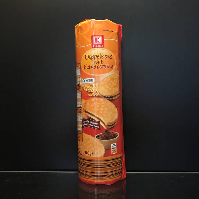 Печенье Doppelkeks (Доппелькекс) 500г Голландия