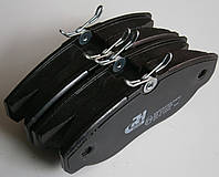 Тормозные колодки передние на Renault Trafic / Opel Vivaro с 2001... ROADHOUSE (Испания), 0283410