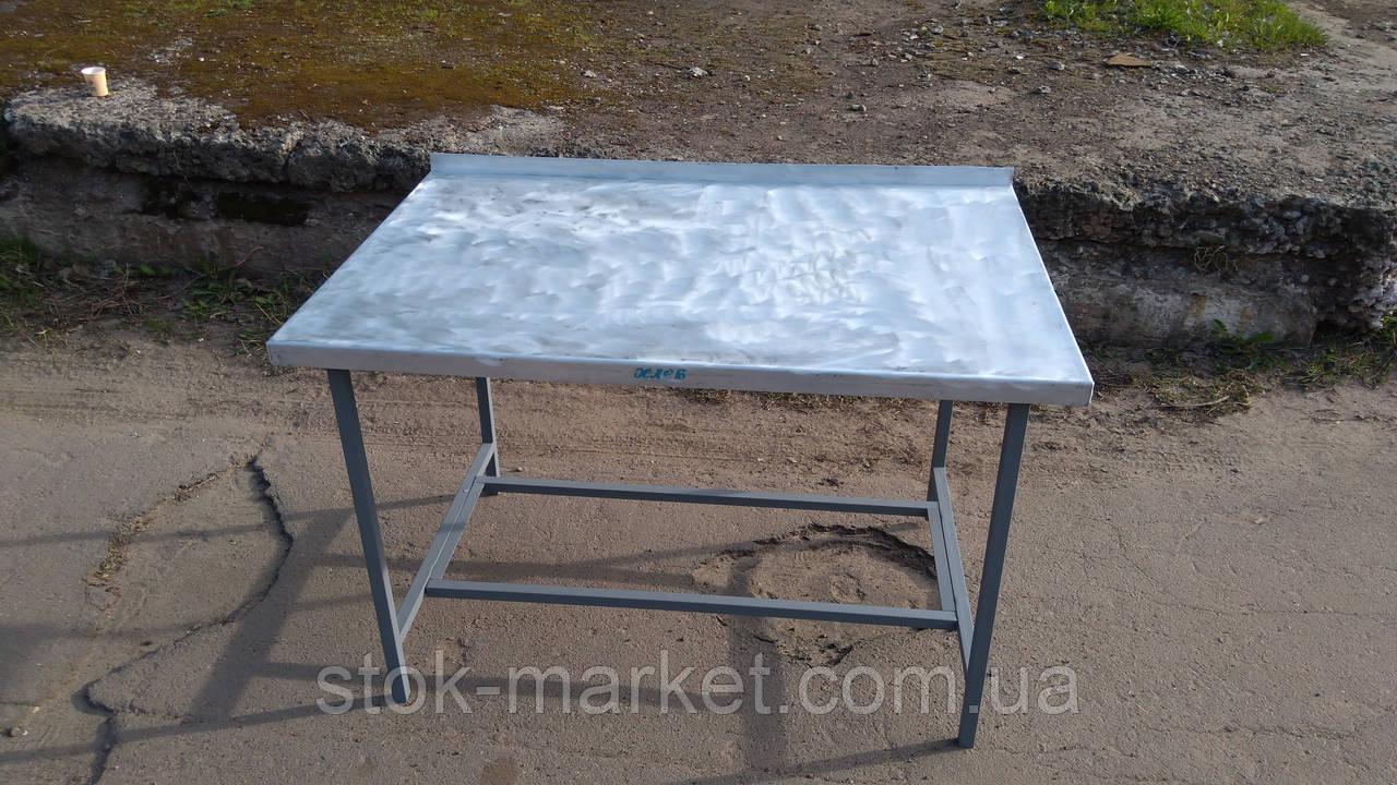 Столы алюминиевые бу, столи з алюминия б/у стол разделочный бу