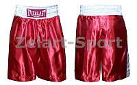 Трусы боксерские ELAST UR HO-4717-R (PL, р-р M-XL, красный)