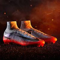 Бутсы Nike Mercurial SuperFly V CR7 FG 852511-001 Найк Меркуриал 45 (29 см)