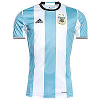 Игровая футболка Аргентины (Argentina) сезон 2016-2017 (реплика VIP качества)