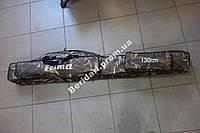 Чехол для удилищ Feima 1.3m  на 2 секции +2 боковых кармана