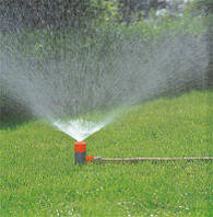 Современные системы полива для газона и приусадебного участка