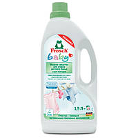 Жидкое средство для стирки Baby Frosch 1,5 л.