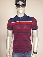 Крутая мужская футболка поло турецкого производства
