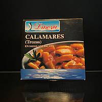 Кальмары в американском соусе Dinova calamares en salsa americana 0,226