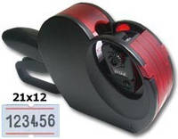 Этикет пистолет Smart 21x12* (6 символов)