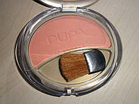 Румяна Pupa Silk touch compact blush 7g (зол)// Пупа силк тач компакт браш пупа силк тач