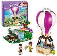 Конструктор Bela серия Friends / Подружки 10546 Путешествие на воздушном шаре (аналог Lego Friends 41097)
