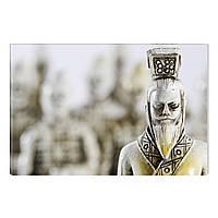 Светящиеся Картины Startonight Статуя Воина Япония Печать на Холсте Декор стен Дизайн Интерьер