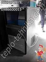 Льдогенератор для кафе, бара, ресторана крупной фракции (кубиками) бу из Германии, фото 1