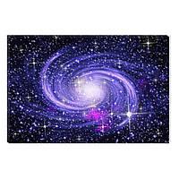 Светящиеся Картины Startonight Галактика Космос Пейзаж Печать на Холсте Декор стен Дизайн Интерьер