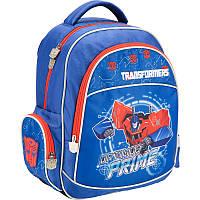 Рюкзак школьный ортопедический 510 Transformers для младших классов
