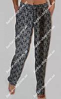 Летние штаны для девушек Батал
