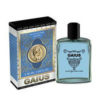 Мужской одеколон Gaius 90ml. Guis