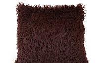 Оригинальные меховые наволочки с длинным ворсом 50 на 70 , фото 1