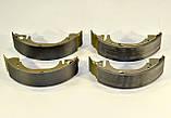 Барабанные тормозные колодки (задние) на Renault Master II  1998->2001 - LPR (Италия) — LPR08440, фото 2