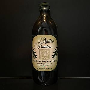 Оливковое масло Antico Frantoio Olio Extra Vergine Di Oliva 1л