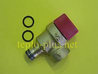 Предохранительный клапан 3 бар (клапан безопасности) 39809740 Ferroli Domina, Domitop, фото 1
