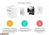 Розумна розетка Xiaomi Mi Smart Plug Power zigbee version розетка. xiaomi smart socket (ZNCZ02LM), фото 4