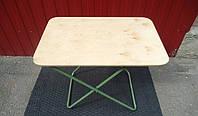 Раскладной стол  столешница фанера 12 мм