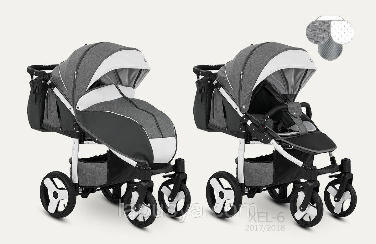 Прогулянкова коляска Camarelo Elf X New 06