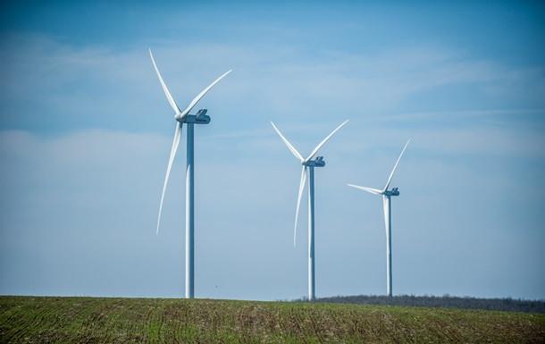 Крупнейшая ветроэлектростанция страны введена в эксплуатацию в Запорожской области