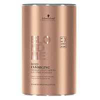 Блондми Осветляющая бондинг-пудра Schwarzkopf Blondme Bond Enforcing Premium Lightener 9+ 450 г
