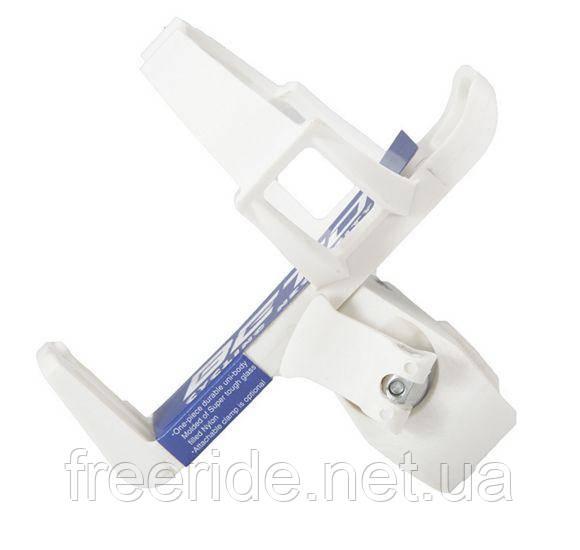 Флягодержатель BETO с адаптером (универсальный) белый 2