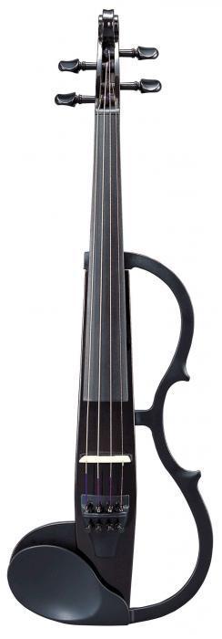 Тихая электро скрипка  4/4 YAMAHA  SV130 BLK