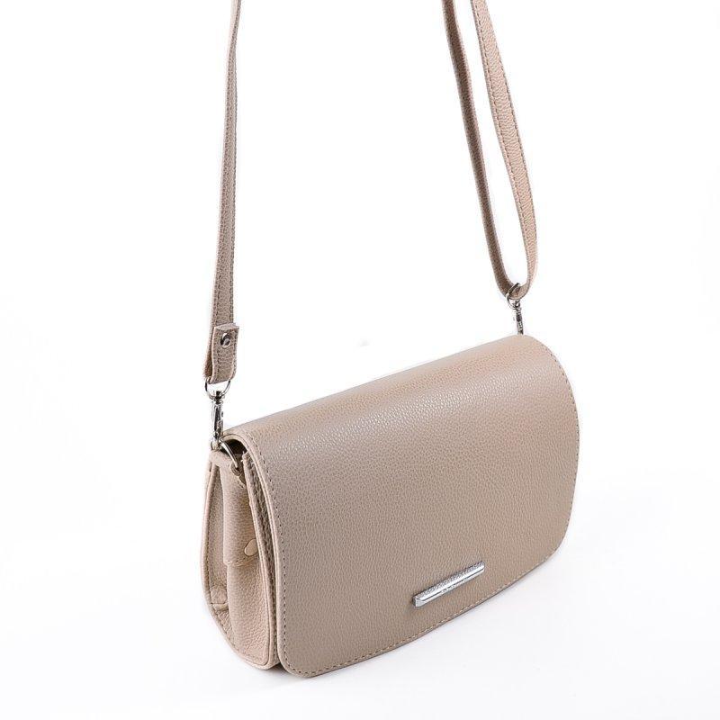 7860bf8fe1c6 Бежевая сумочка клатч через плечо М63-66, цена 345 грн., купить в Днепре —  Prom.ua (ID#533134754)