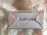 Клапана впускные азотированные Ваз 2101 2102 2103 2104 2105 2106 2107 AMP (к-кт 4шт) пр-во Польша, фото 5