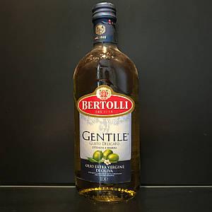 Оливковое масло Bertolli Gentile 1л (Бертоли)