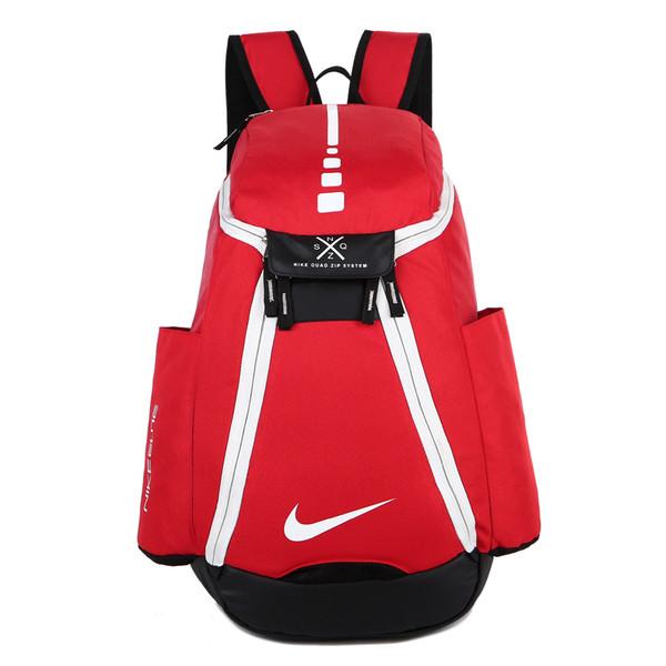 Рюкзак Nike красный (реплика)