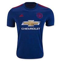 Игровая футболка Манчестер Юнайтед (Manchester United) сезон 2016-2017 (реплика VIP качества), фото 1