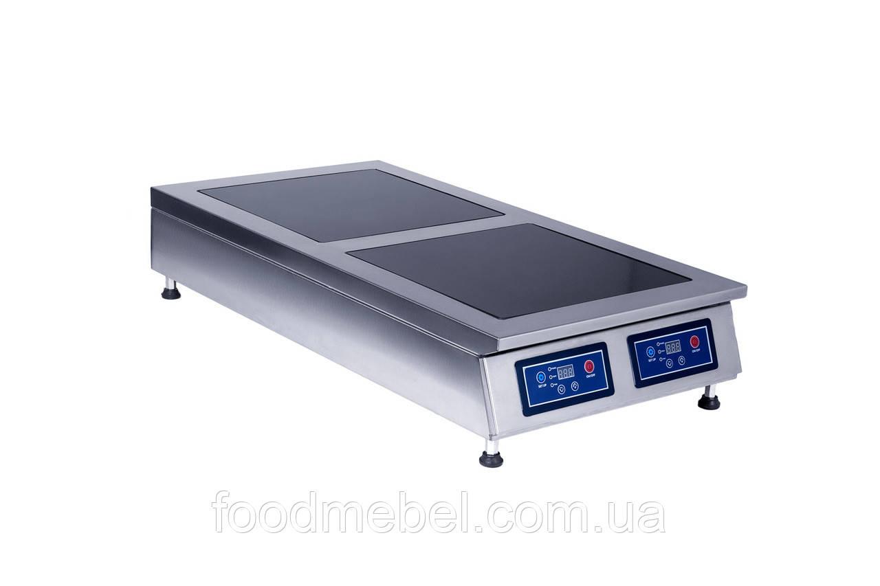Индукционная плита Skvara Sit 2.4 двухконфорочная настольная (2х2кВт)