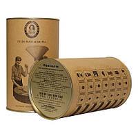 Кофе в зернах  арабика Колумбия ТМ Надин 200г в картонном тубусе